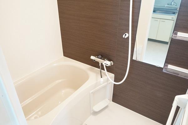 小谷田ビル 301号室の風呂