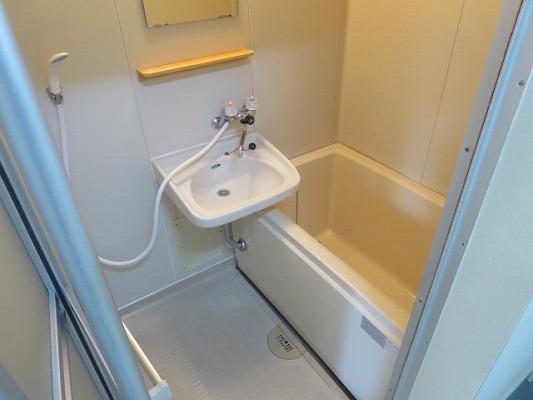 ベアコーポB 107号室の風呂