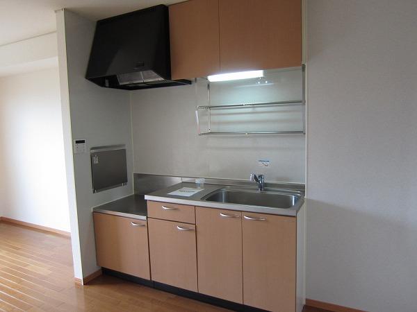セジュール是政 103号室のキッチン