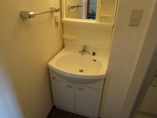 ストークコートⅡ 103号室の洗面所