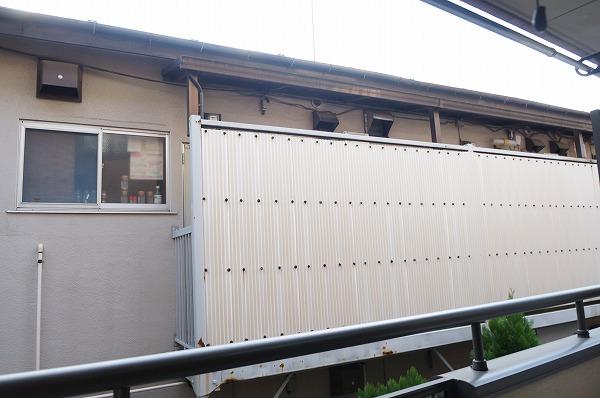 プリエ武蔵野 205号室の景色