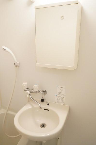 プリエ武蔵野 205号室の洗面所