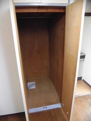 プロミネンスNENOYA 304号室の収納