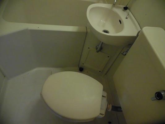 プロミネンスNENOYA 304号室のトイレ