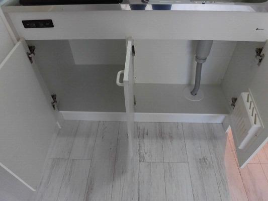 サイドパーク白糸台 104号室の収納