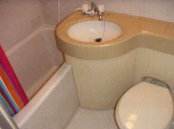 メゾン塚本 404号室の風呂