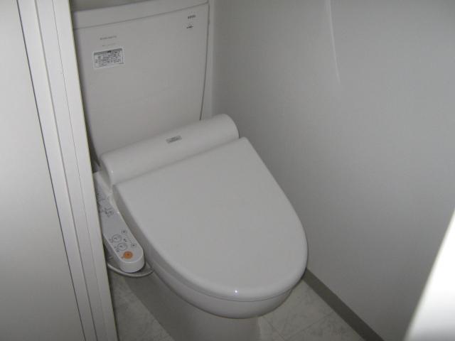 ヒルズ飛鳥山 101号室のトイレ