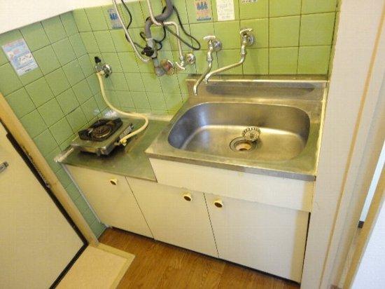 アビリティー桂 302号室のキッチン