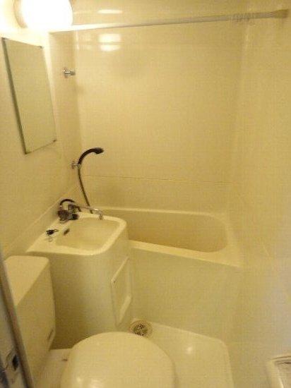 アビリティー桂 302号室の風呂