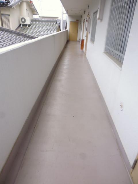 エバーグリーン嵐山 303号室のその他共有