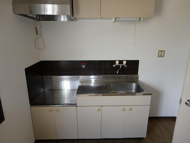 アネックスいまざと 203号室のキッチン