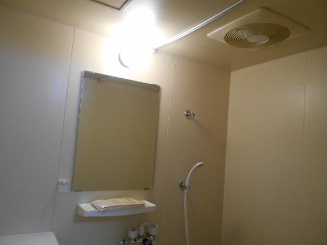 御池ハイツ 320号室の風呂