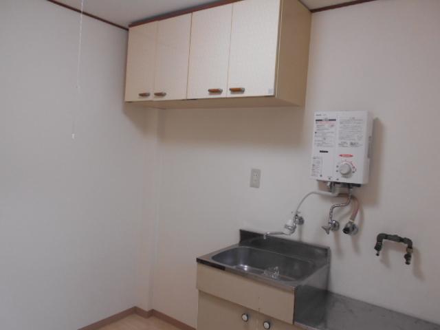 御池ハイツ 320号室のキッチン