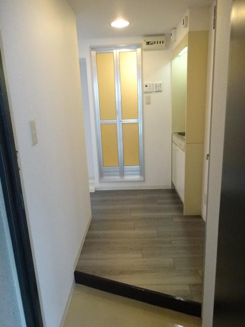 レジデンス94 405号室の玄関