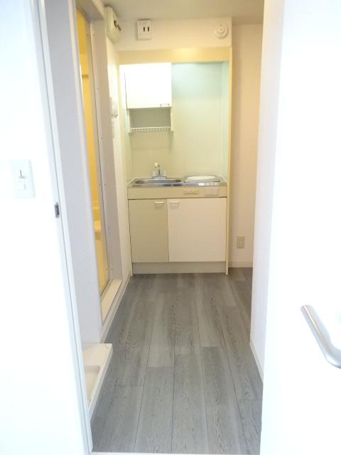 レジデンス94 405号室のキッチン