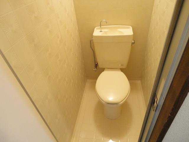 エスクワイヤーヴィヴィナリーⅠ 35号室のトイレ