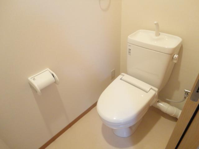 グリーンハイツⅠ 205号室のトイレ