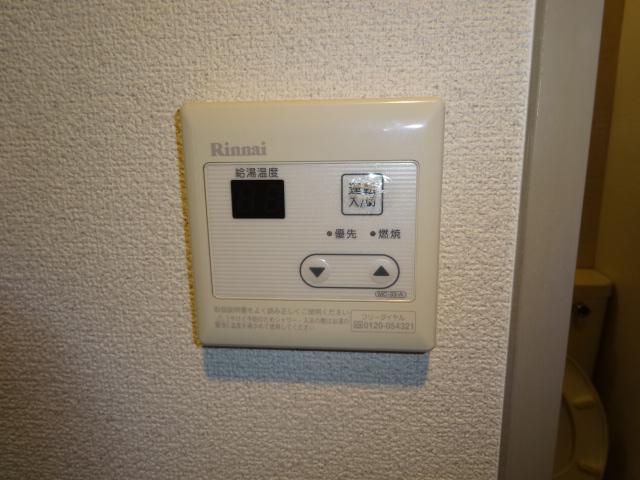 谷口ビル 22号室のトイレ