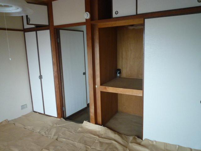 鎌田マンション 404号室の収納