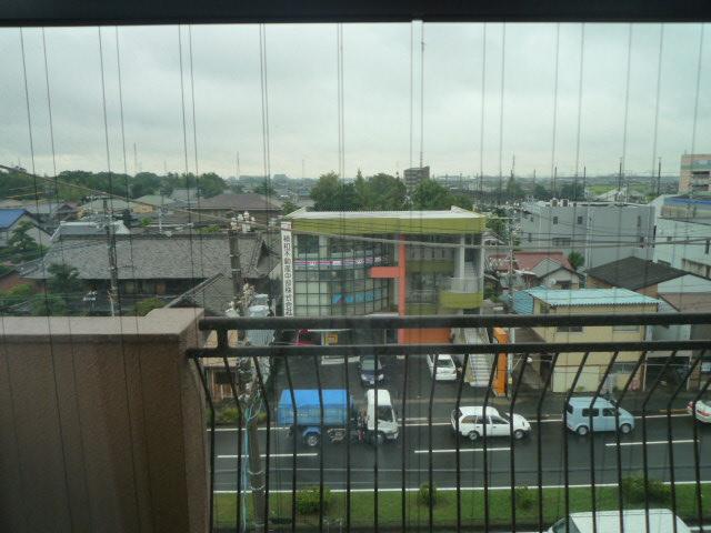 鎌田マンション 404号室の景色