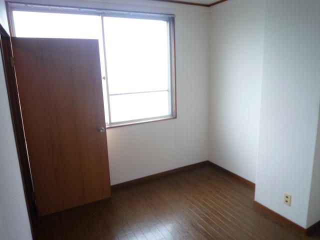 鎌田マンション 404号室のベッドルーム