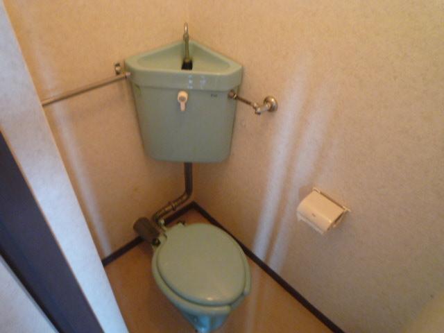 鎌田マンション 501号室のトイレ
