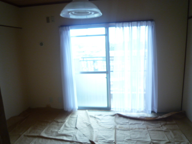 鎌田マンション 501号室のベッドルーム