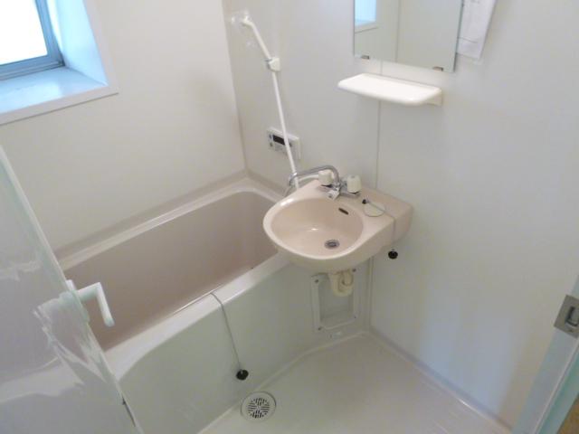 鎌田マンション 501号室の洗面所