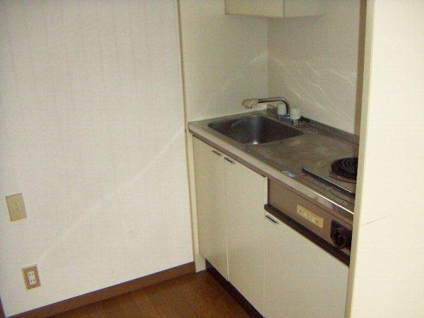 アルモンハイツ 303号室のキッチン