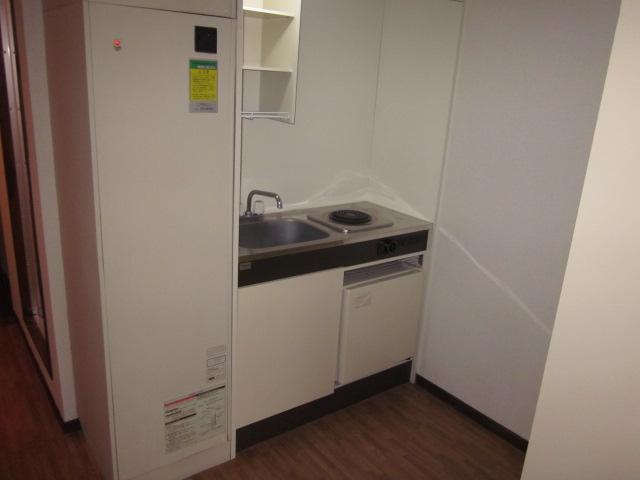 シティコザワ 205号室のキッチン