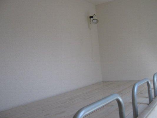 レオパレス21 一宮第9 101号室のベッドルーム