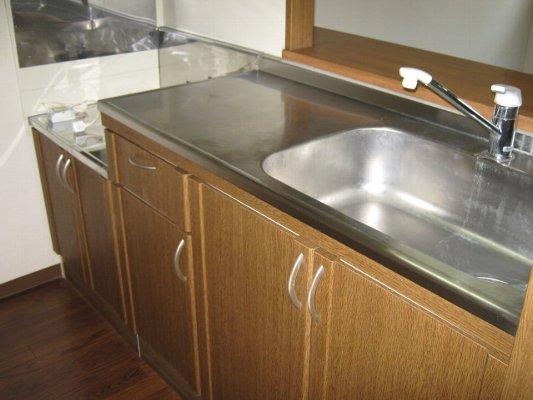 リベルタ・パラッツォ 303号室のキッチン