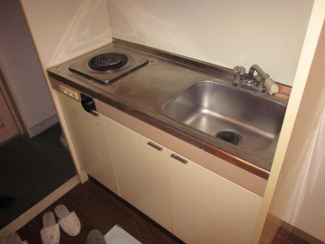レジデンス大津 405号室のキッチン