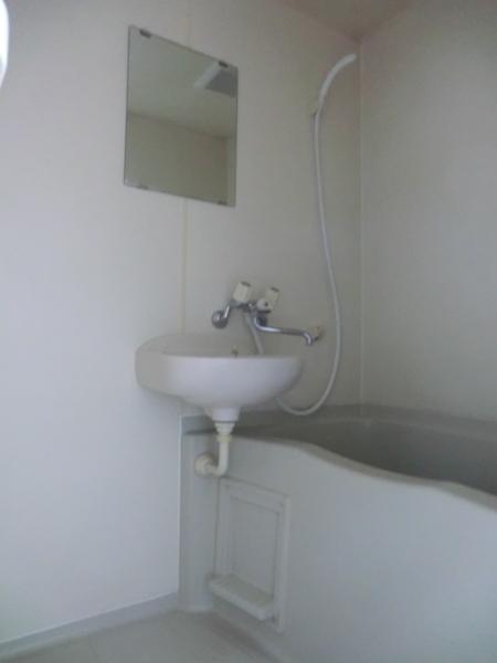 ハーモニーマンション 706号室の洗面所