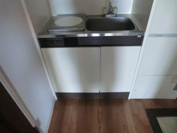 ハーモニーマンション 706号室のキッチン