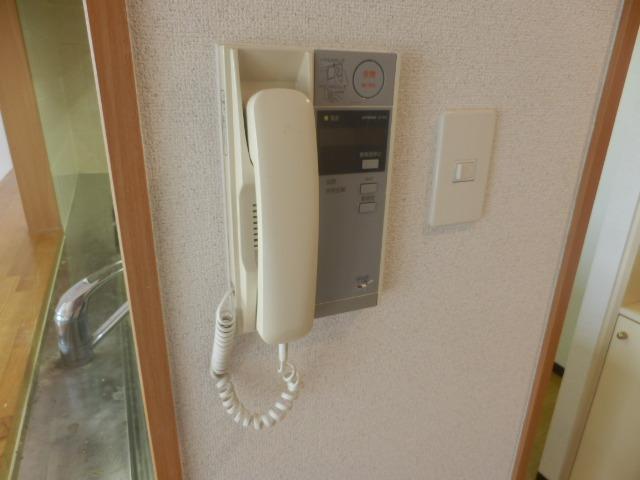 アプローズ 501号室のセキュリティ