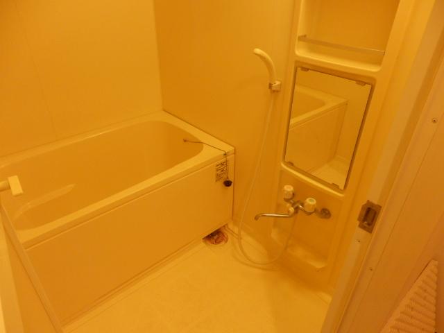 アプローズ 501号室の風呂