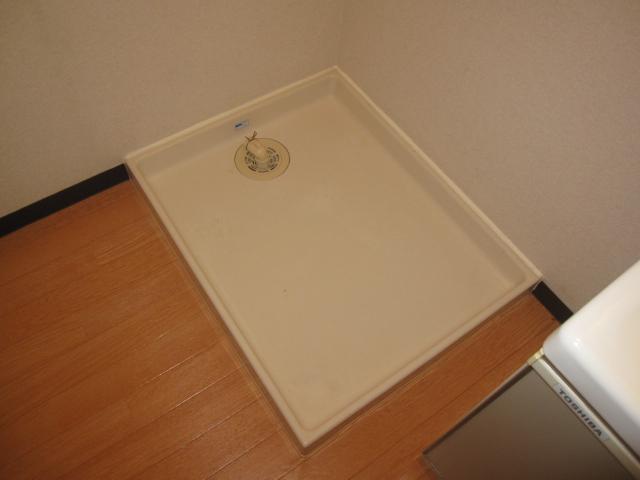 アルボレダ武蔵浦和Ⅰ 301号室の洗面所
