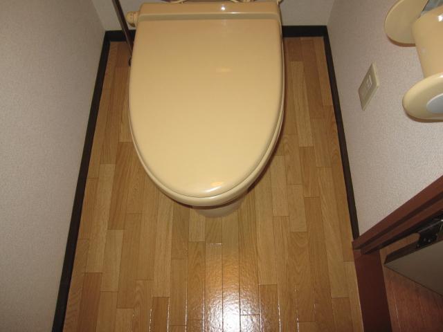 アルボレダ武蔵浦和Ⅰ 301号室のトイレ