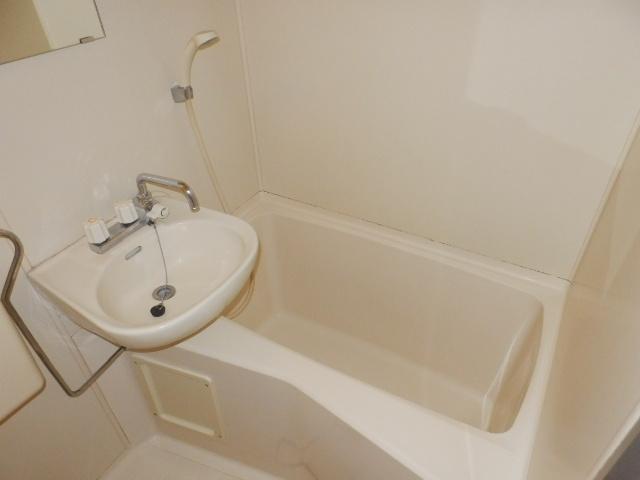 ラ メゾン ド ケイ 201号室の風呂