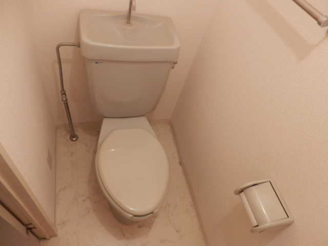 アランチォーネ 406号室のトイレ