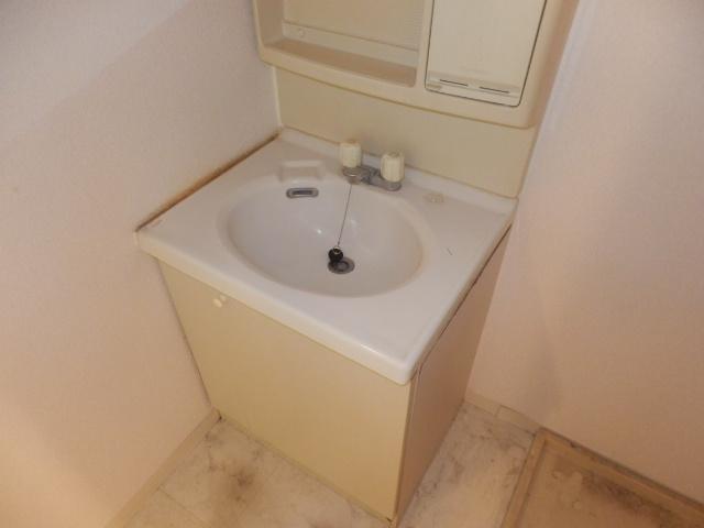 アランチォーネ 406号室の洗面所