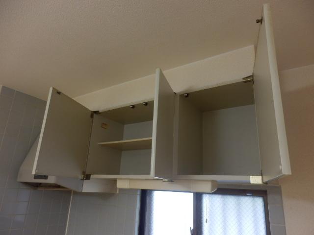 アランチォーネ 406号室の収納