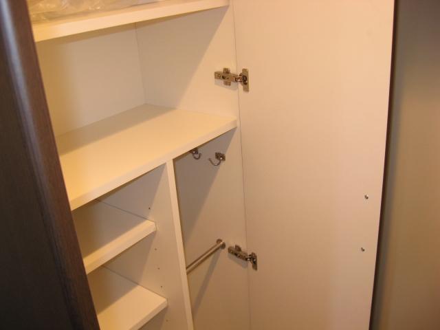 ルミナール 701号室の収納