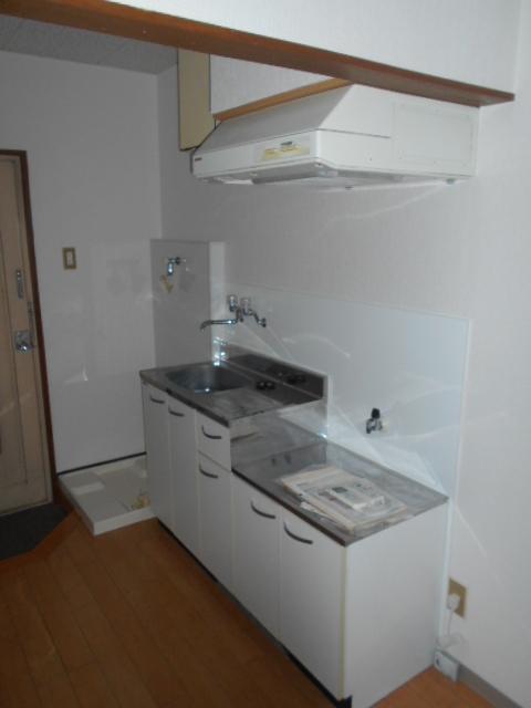 ハイムエスポワール 110号室のキッチン