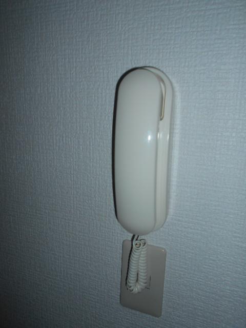 ハイムエスポワール 110号室のセキュリティ