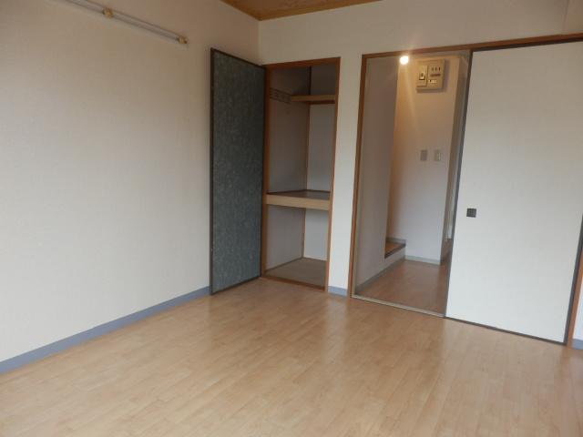 ドミトリー中浦和 210号室の居室