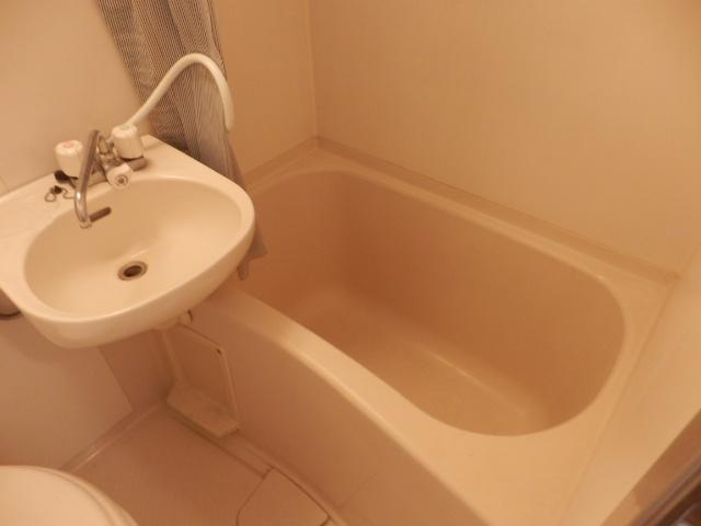 ドミトリー中浦和 210号室の風呂