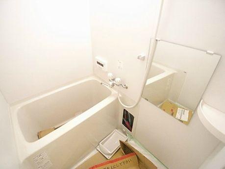 FRENTE高砂小浦和 106号室の風呂