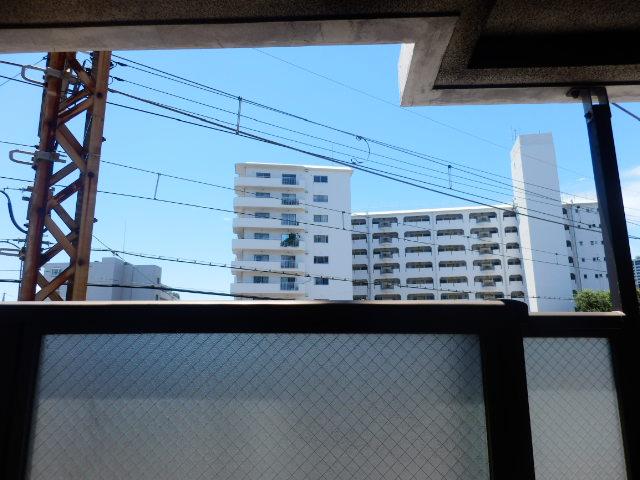 ソシアーレミラン武蔵浦和Ⅱ 311号室の景色